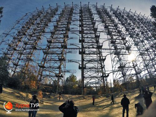 Секретный объект «Чернобыль-2» (Дуга)